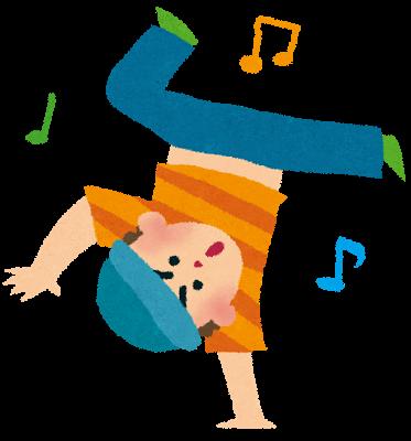 ダンスは柔軟さやリズム感が身に付き、友達との協調性も学べる習い事