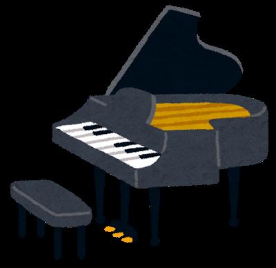 ピアノは手先を動かすので頭の運動によく、音楽の基礎を学べる習い事